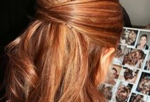 Hairstyles / by Sandra Bode