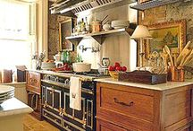~Kitchens~ / by Wendy Johnson
