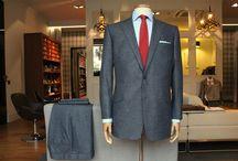 "Cloth Ermenegildo Zegna ""Heritage"" - 320 gr. / https://www.facebook.com/media/set/?set=a.10152083990549844.1073742041.94355784843&type=3  #madetomeasure #mtm #zegna #heritage #suit #buczynski #buczynskitailoring"