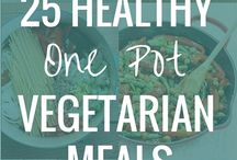 Vegetarian dishes, Paleo and clean eating / Vegetarian dishes, vegetarisch eten, Paleo en no sugar
