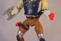 BraveStarr / Released in 1986 this toy-line and TV series lasted just one season.