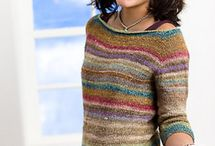 Вязание пуловеры, свитера, топы.