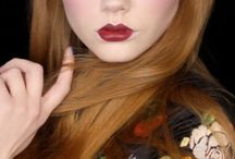 Contemporary Makeup / by Kitty's Vintage Salon