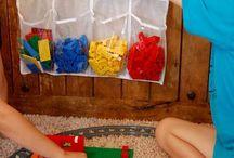 Ящики для хранения лего
