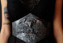 eagle belt Fantasy LARP