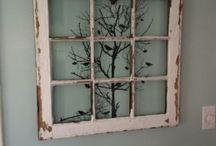 wanddecoratie / ideeën voor wanddecoratie