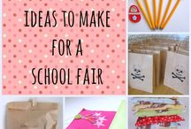 school fair ideas