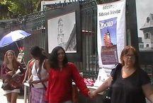 Protesta contra #LeyPeñaTelevisa, México DF. / #CadenaHumana #NoMásPoderAlPoder Protesta contra la iniciativa del Ejecutivo en Telecomunicaciones