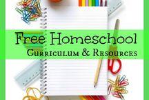 Homeschool - Curriculum