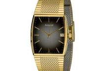 GoldTone Accurist Watch