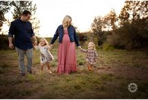 Styled Family sessions