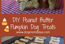 Yummy Dog Treats & Homemade Foods