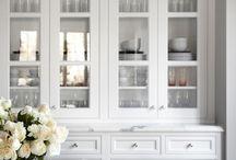 I'm Dreaming of a White Kitchen