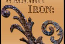 faux iron
