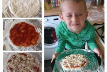 Baking / Some of the food I have cooked along with the kids! Fun ideas for everyone to have a try at.