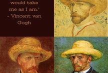 Van Gogh Quotes / Famous Van Gogh quotes