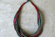Biżuteria Textil