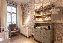 Make Room For Baby / Nurseries  / by Angela Bilnoski