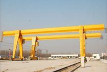 Ellsen well build and low price 20 ton gantry crane for sale
