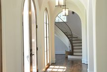 Arched Doors