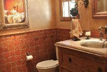 Kendall's Bathroom Ander Rosa