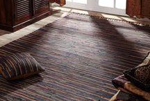 Chindi rug