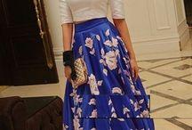top wid skirt