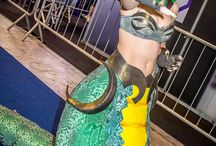 Cassiopeia Cosplay League of Legends