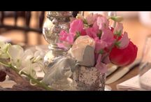 Videos - Soirée Floral / An inside look at some of our work!
