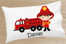 Personalized Kids' Bedding / Fun and personalized kids' duvet and comforter sets.