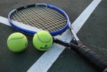 best tennis rackets / by Laura Anies