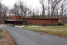 Frank Lloyd Wright Homes Affleck House