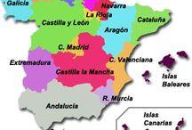 Geografía - España