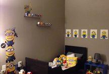 My Little Minion's Room
