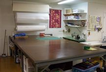 sewing studio