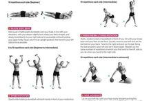 Fitness / by Kimberly Boring Mete