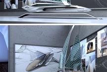 Moderní lodě