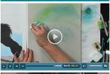 PASZTELL képek / Pasztell festészeti ötlettár :-)