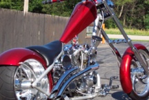 motorcycles / by Angela Smith Kaffenbarger
