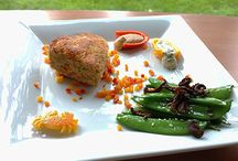 Domaine Madeleine Recipes / We have an amazing, Cordon Bleu trained chef who creates mouth watering meals for our guests.  We want to share some of our favorite recipes for you to try at home.  Your mouth will thank you!