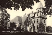 Theological schools / Images of Theological Schools: North America has many rich traditions and expressions of the Christian faith. These traditions are strongly reflected in the beauty of its diverse seminaries.