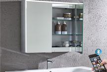 Bathroom Audio Mirrors