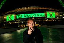 LONDON + ED SHEERAN