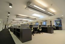 AEW Zenith, Manchester / Small power, lighting and communications cabling installations at AEW Zenith building, Manchester