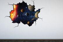 Wand tatu Ideen
