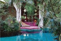 Great Outdoor Spaces / by Christina Scott