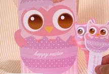 Easter - FREE Printables / Free Printables for Moms! Crafts, Education, Organization and more! www.printables4mom.com / by Billie @Printables4Mom