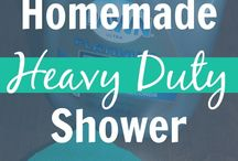 DIY non toxic cleaning supplies