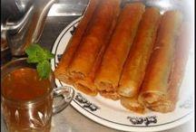 Gâteaux de l'aïd / Gâteaux et pâtisseries du Magreb et de l'Orient