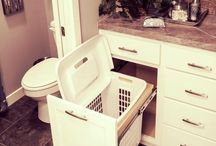 Bathroom Ideas / by Jenn Eaton